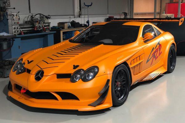 SLR GT 722